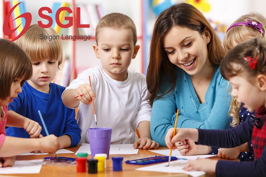 Tiếng Anh mầm non (Giáo trình Kindy 3-6 tuổi) (3)