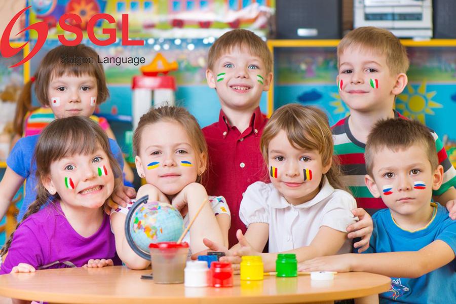 Tiếng Anh mầm non (Giáo trình Kindy 3-6 tuổi)